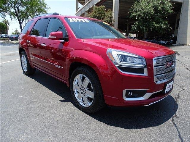 2014 gmc acadia denali denali 4dr suv for sale in san antonio texas classified. Black Bedroom Furniture Sets. Home Design Ideas