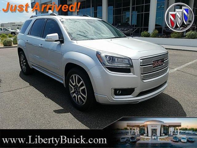 2014 gmc acadia denali denali 4dr suv for sale in peoria arizona classified. Black Bedroom Furniture Sets. Home Design Ideas
