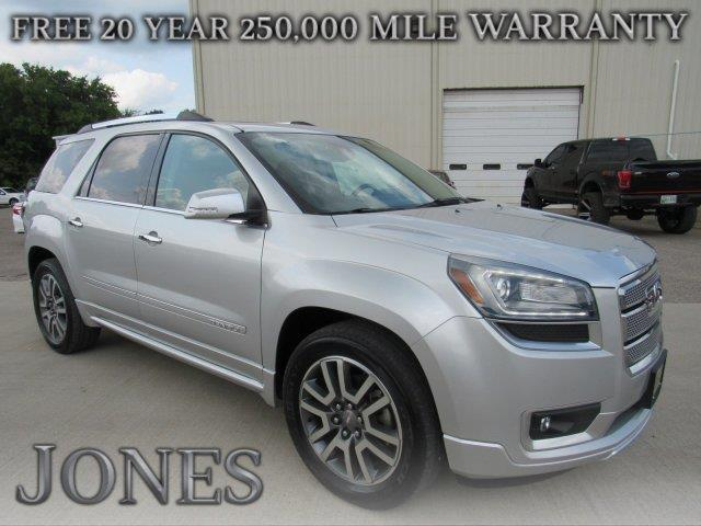 2014 gmc acadia denali denali 4dr suv for sale in savannah tennessee classified. Black Bedroom Furniture Sets. Home Design Ideas