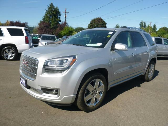2014 gmc acadia denali denali 4dr suv for sale in gladstone oregon classified. Black Bedroom Furniture Sets. Home Design Ideas