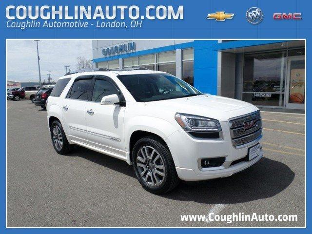 2014 gmc acadia denali london oh for sale in london ohio classified. Black Bedroom Furniture Sets. Home Design Ideas