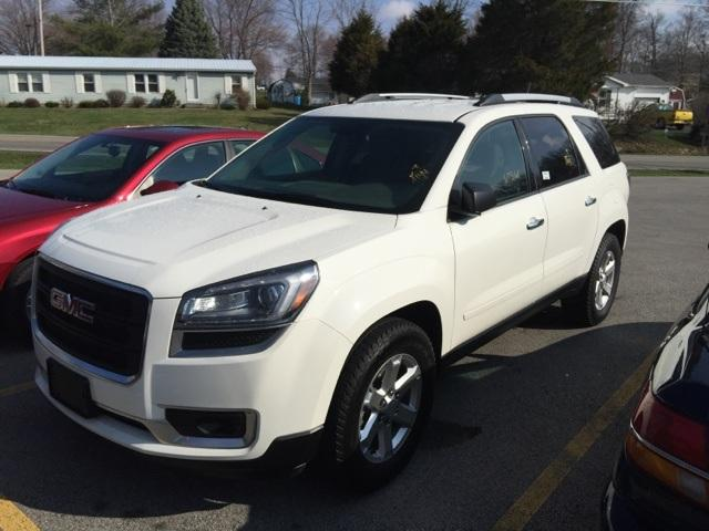 2014 gmc acadia sle 2 4dr suv for sale in salem indiana classified. Black Bedroom Furniture Sets. Home Design Ideas