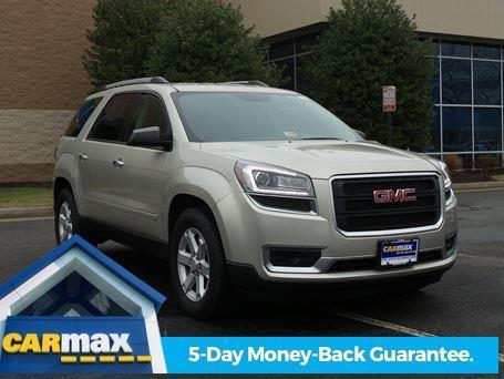 2014 gmc acadia sle 2 awd sle 2 4dr suv for sale in glen allen virginia classified. Black Bedroom Furniture Sets. Home Design Ideas