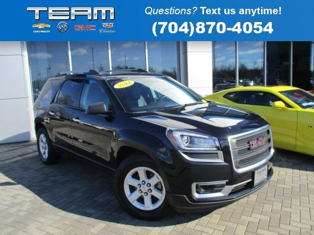 2014 gmc acadia sle 2 awd sle 2 4dr suv for sale in salisbury north carolina classified. Black Bedroom Furniture Sets. Home Design Ideas