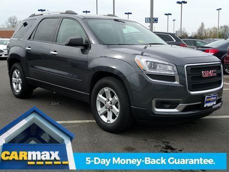 2014 gmc acadia sle 2 awd sle 2 4dr suv for sale in fredericksburg virginia classified. Black Bedroom Furniture Sets. Home Design Ideas