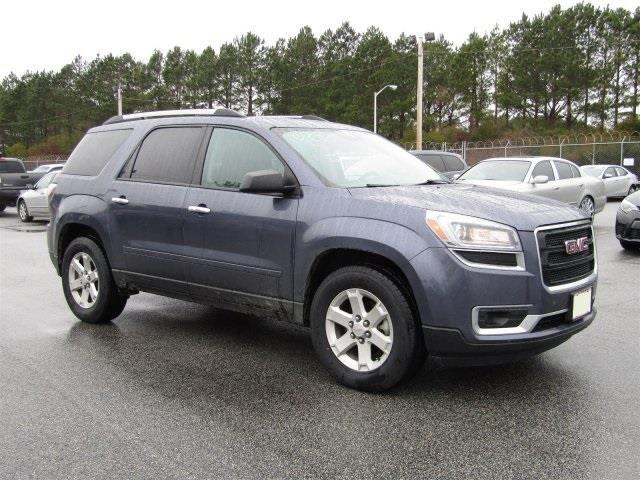 2014 gmc acadia sle 2 sle 2 4dr suv for sale in elizabeth city north carolina classified. Black Bedroom Furniture Sets. Home Design Ideas