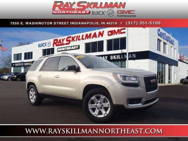 2014 gmc acadia sle 2 sle 2 4dr suv for sale in indianapolis indiana classified. Black Bedroom Furniture Sets. Home Design Ideas
