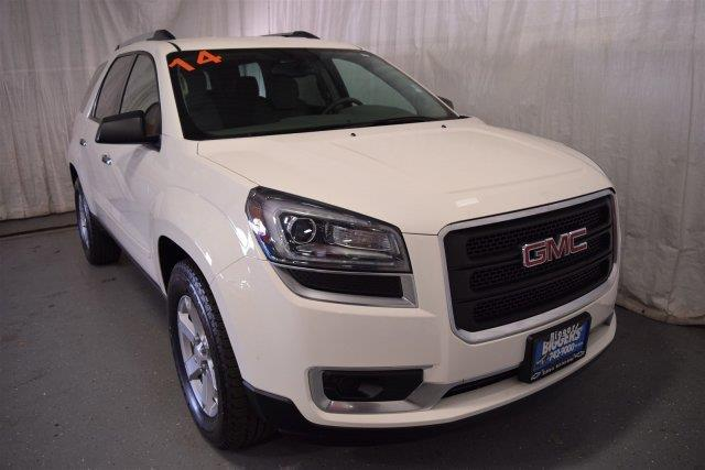 2014 gmc acadia sle 2 sle 2 4dr suv for sale in elgin illinois classified. Black Bedroom Furniture Sets. Home Design Ideas
