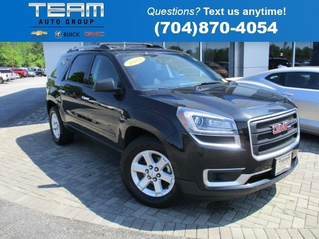 2014 gmc acadia sle 2 sle 2 4dr suv for sale in salisbury north carolina classified. Black Bedroom Furniture Sets. Home Design Ideas