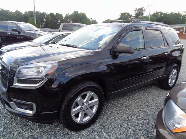 2014 gmc acadia sle 2 sle 2 4dr suv for sale in greensboro north carolina classified. Black Bedroom Furniture Sets. Home Design Ideas