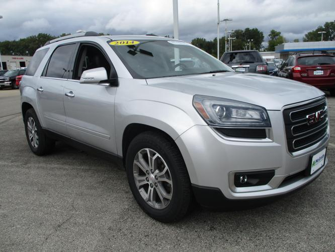 2014 gmc acadia slt 1 awd slt 1 4dr suv for sale in dubuque iowa classified. Black Bedroom Furniture Sets. Home Design Ideas