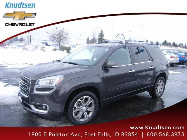 2014 gmc acadia slt 1 awd slt 1 4dr suv for sale in hauser idaho classified. Black Bedroom Furniture Sets. Home Design Ideas