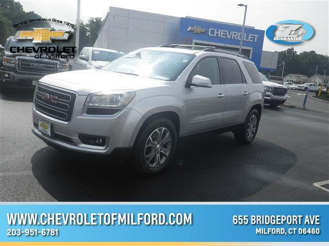 2014 gmc acadia slt 1 awd slt 1 4dr suv for sale in milford connecticut classified. Black Bedroom Furniture Sets. Home Design Ideas