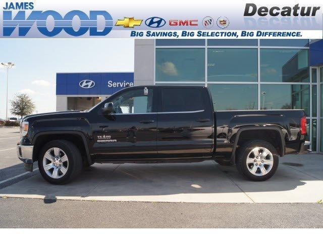 2014 gmc sierra 1500 4x2 sle 4dr crew cab 5 8 ft sb for sale in decatur texas classified. Black Bedroom Furniture Sets. Home Design Ideas