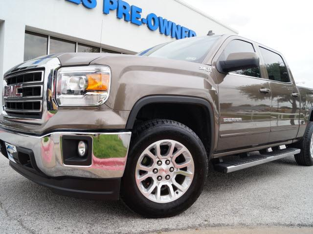 2014 gmc sierra 1500 4x4 sle 4dr crew cab 6 5 ft sb for sale in lewisville texas classified. Black Bedroom Furniture Sets. Home Design Ideas