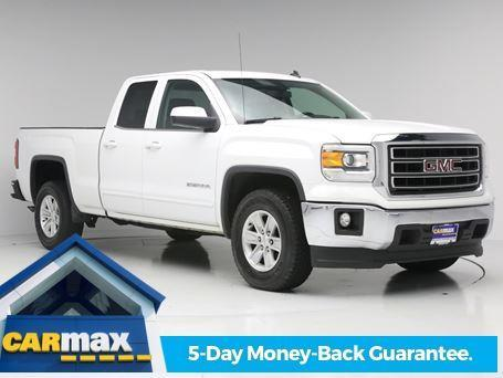 2014 GMC Sierra 1500 SLE 4x2 SLE 4dr Double Cab 6.5 ft.