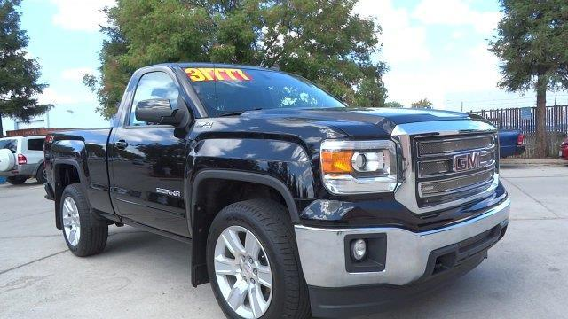 2014 gmc sierra 1500 sle 4x4 sle 2dr regular cab 6 5 ft sb for sale in fresno california. Black Bedroom Furniture Sets. Home Design Ideas