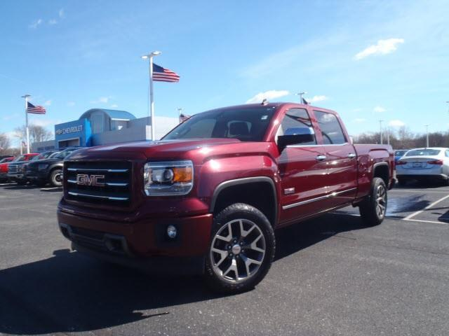 2014 gmc sierra 1500 sle 4x4 sle 4dr crew cab 5 8 ft sb for sale in camby indiana classified. Black Bedroom Furniture Sets. Home Design Ideas