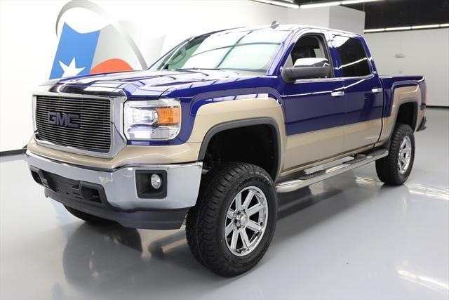 2014 gmc sierra 1500 sle 4x4 sle 4dr crew cab 5 8 ft sb for sale in houston texas classified. Black Bedroom Furniture Sets. Home Design Ideas
