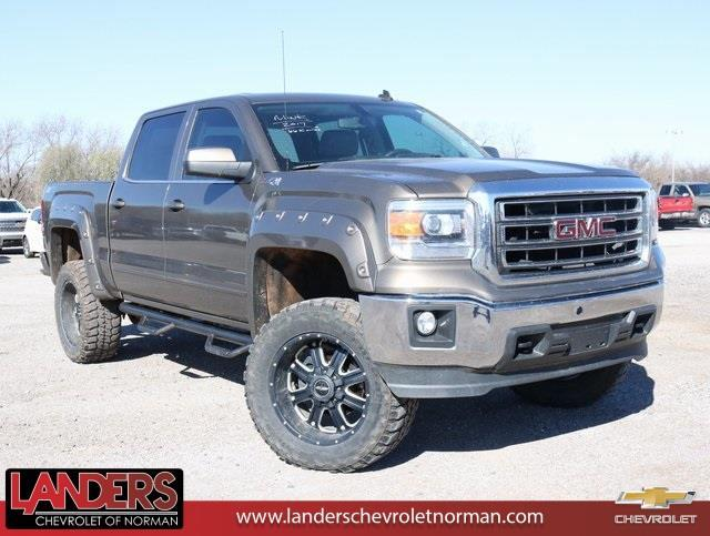 2014 gmc sierra 1500 sle 4x4 sle 4dr crew cab 6 5 ft sb for sale in norman oklahoma classified. Black Bedroom Furniture Sets. Home Design Ideas