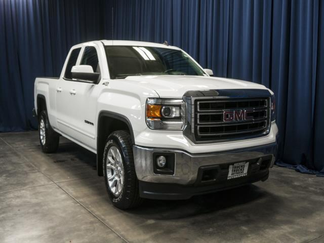 2014 gmc sierra 1500 sle 4x4 sle 4dr double cab 6 5 ft sb for sale in edgewood washington. Black Bedroom Furniture Sets. Home Design Ideas
