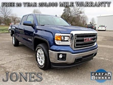 2014 gmc sierra 1500 sle 4x4 sle 4dr double cab 6 5 ft sb for sale in savannah tennessee. Black Bedroom Furniture Sets. Home Design Ideas