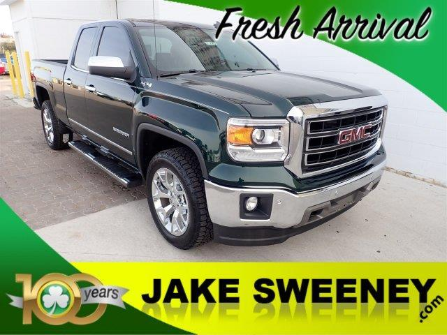 2014 GMC Sierra 1500 SLT 4x4 SLT 4dr Double Cab 6.5 ft.