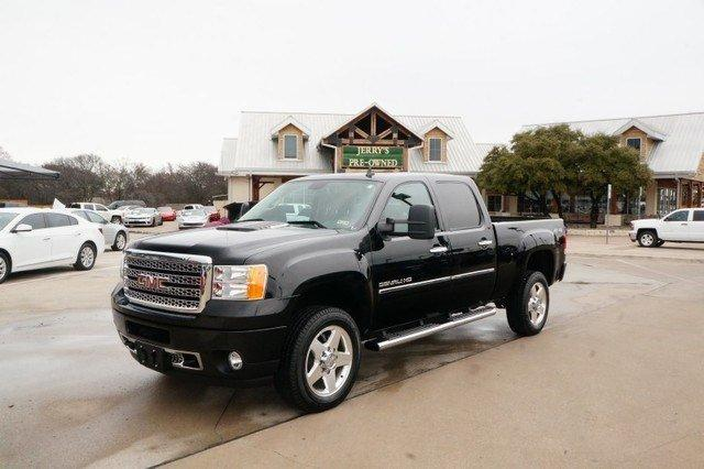 2014 gmc sierra 2500hd 4x4 denali 4dr crew cab sb for sale in weatherford texas classified. Black Bedroom Furniture Sets. Home Design Ideas