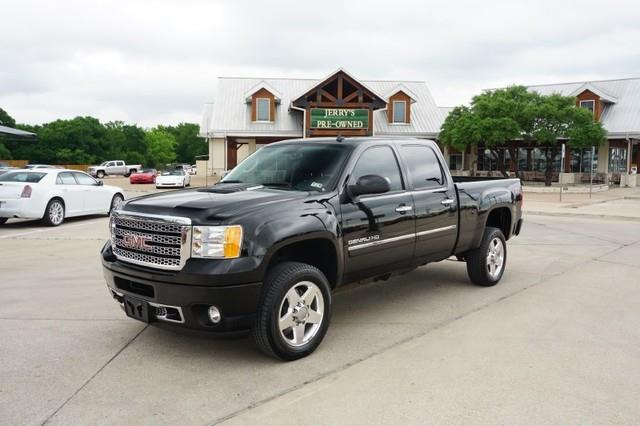 2014 gmc sierra 2500hd denali weatherford tx for sale in for Sierra motors san antonio tx