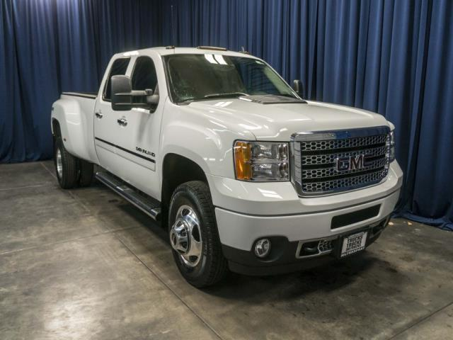 2014 gmc sierra 3500hd denali 4x4 denali 4dr crew cab lb drw for sale in edgewood washington. Black Bedroom Furniture Sets. Home Design Ideas