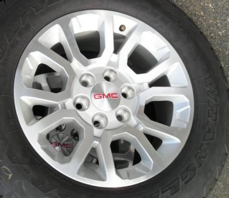 2014 GMC Sierra Yukon Rims  Tires - $1399
