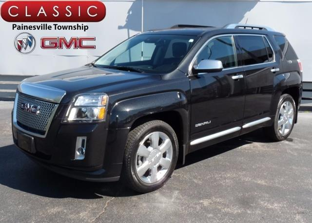2014 gmc terrain denali awd denali 4dr suv for sale in concord ohio classified. Black Bedroom Furniture Sets. Home Design Ideas