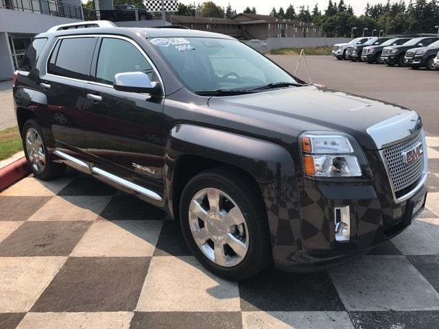 2014 gmc terrain denali awd denali 4dr suv for sale in agnew washington classified. Black Bedroom Furniture Sets. Home Design Ideas
