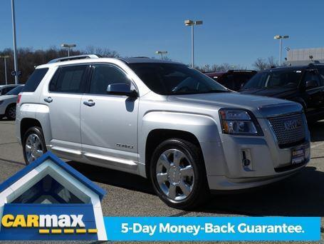 2014 gmc terrain denali denali 4dr suv for sale in cincinnati ohio classified. Black Bedroom Furniture Sets. Home Design Ideas