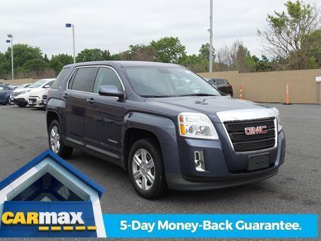 2014 gmc terrain sle 1 sle 1 4dr suv for sale in newark delaware classified. Black Bedroom Furniture Sets. Home Design Ideas