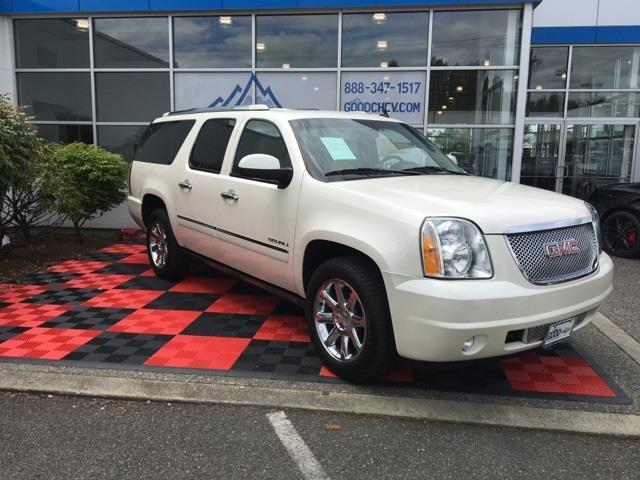 2014 gmc yukon xl denali awd denali xl 4dr suv for sale in renton washington classified. Black Bedroom Furniture Sets. Home Design Ideas