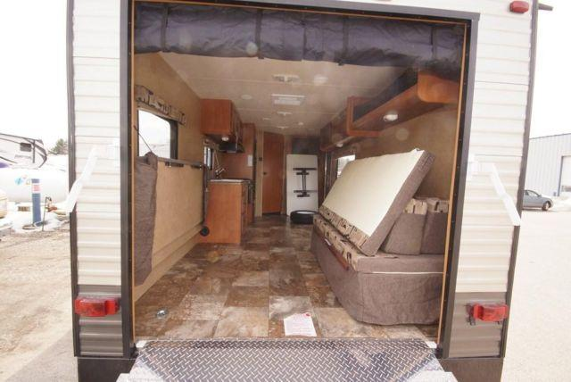 Toy Hauler Travel Trailers For Sale In Michigan