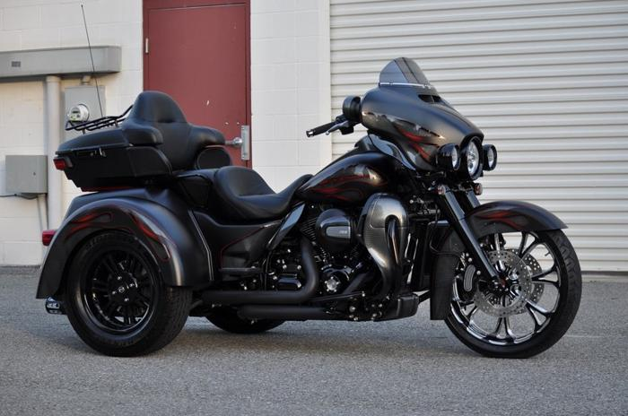 Harley Davidson Touring Motorcycles For Sale Dallas Tx >> 2014 Harley-Davidson Touring TRI-GLIDE TRIKE for Sale in Dallas, Texas Classified ...