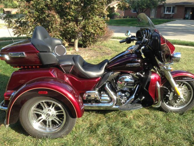 2014 Harley Davidson Tri-Glide