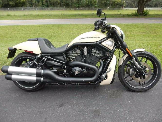 2014 harleydavidson vrsc night rod special