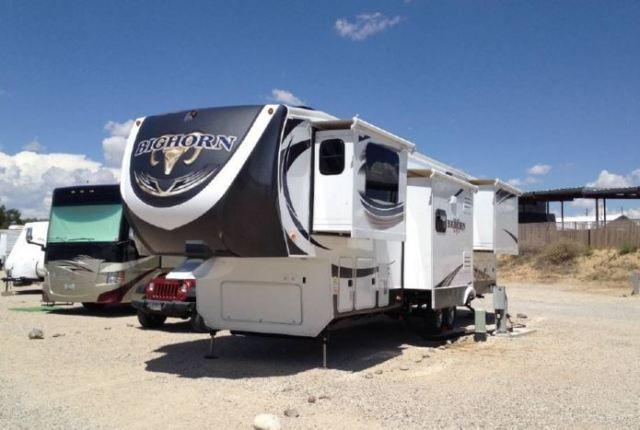 2014 Heartland BigHorn 3755 For Sale In Rapid City,