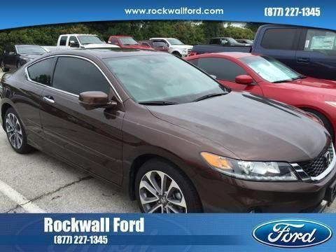 2014 honda accord 2 door coupe for sale in rockwall texas classified. Black Bedroom Furniture Sets. Home Design Ideas