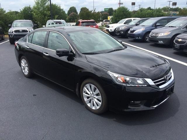 2014 honda accord 4d sedan ex l for sale in anderson for Honda accord ex l for sale