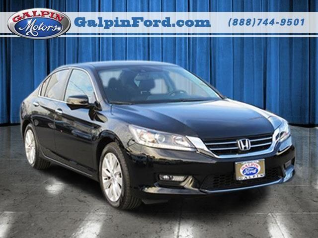 2014 Honda Accord 4dr Car Ex L For Sale In Northridge