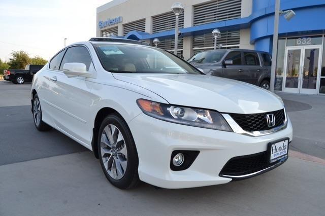 2014 honda accord coupe 2dr car ex l for sale in burleson for Honda accord ex l for sale