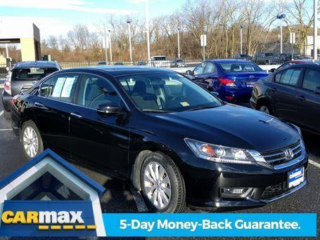 2014 Honda Accord EX EX 4dr Sedan CVT