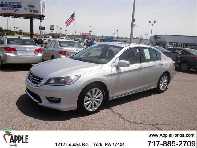 2014 honda accord ex ex 4dr sedan cvt for sale in york for 2014 honda accord ex for sale