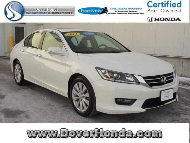 2014 honda accord ex l ex l 4dr sedan for sale in dover for 2014 honda accord sedan