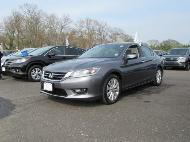 2014 Honda Accord EX-L EX-L 4dr Sedan