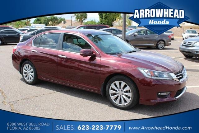 2014 honda accord ex l ex l 4dr sedan for sale in peoria for 2014 honda accord ex for sale